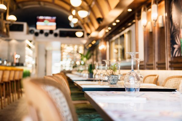Dimiourgiki - Deck Sushi Bar
