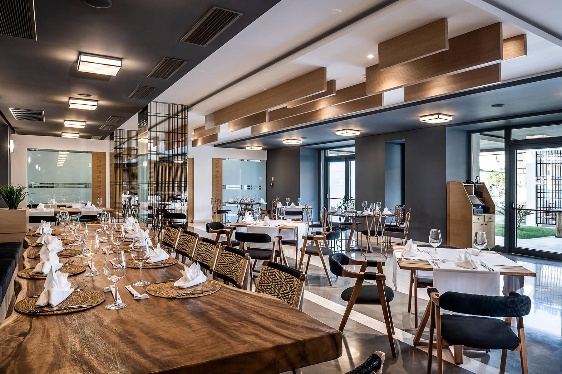 Dimiourgiki - Asian Restaurant Blue Dong Avra Hotel